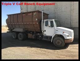100 Feed Truck Overland Stock Yard