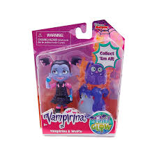 Disney Vampirina Mini Scooter For Kids Childrens Cartoon Scooter W1 PC Assembling Set