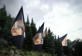 100 Designs Of A House Rchitecture And Nature Beautiful And Unique Tree