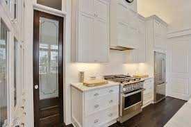 Pantry Door Ideas Transitional kitchen Troyer Builders