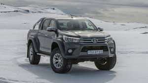 100 Hilux Truck AT35 News Events Toyota UK