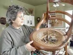 Chair Caning And Seat Weaving Kit by Easy To Follow Diy Instructions On How To Re Cane A Chair Seat In