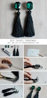 Best 25+ Tassel Earrings Ideas On Pinterest | Tassle Earrings Diy ... How To Make Pearl Bridal Necklace With Silk Thread Jhumkas Quiled Paper Jhumka Indian Earrings Diy 36 Fun Jewelry Ideas Projects For Teens To Make Pearls Designer Jewellery Simple Yet Elegant Saree Kuchu Design At Home How Designer Earrings Home Simple And Double Coloured 3 Step Jhumkas In A Very Easy Silk Earring Bridal Art Creativity 128 Jhumka Multi Coloured Pom Poms Earring Making Jewellery Owl Holder Diy Frame With
