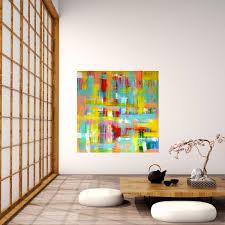 abstrakte kunst acrylbild wandbilder abstrakte bilder kaufen