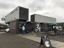 100 What Are Shipping Containers Made Of Starbucks Made From Shipping Containers Seattle WA Starbucks