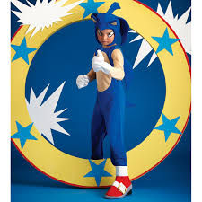 Halloween Express Greenville Sc by Sonic Costume Sonic The Hedgehog Costume For Kids