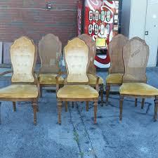 find more set of 6 vintage hibriten bernhardt inc dining room