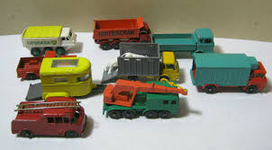 100 Matchbox Fire Trucks Vintage Cars Lot Of 9 Truck Cattle Truck Crane