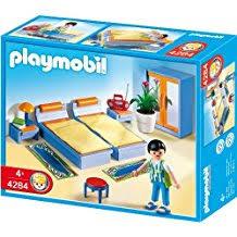 Playmobil 5319 La Maison Traditionnelle Parents Chambre Amazon Fr Chambre Parents Playmobil