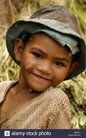 Malagasy Boy Madagascar Stock Photo 31490481 Alamy
