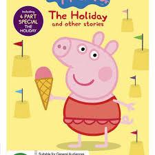 peppa pig the dvd 1disc