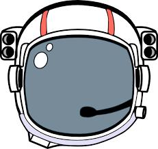 Astronaut Helmet Clip Art at Clker vector clip art online