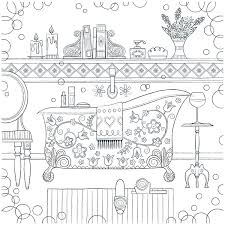 Home Is Where The Heart Is Adult Coloring Book On Behance
