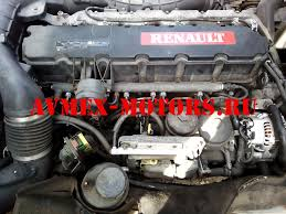 RENAULT DXi7 240 (DXi 7) Engines For RENAULT Midlum, Premium 2 Truck ...