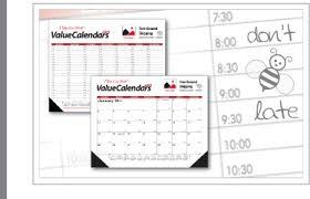custom desk pad calendars promotional deskpad blotter calendars