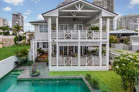 100 The Beach House Gold Coast Contemporary And Hamptons New Home Builder Brisbane And