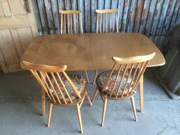 chair retro kitchen tables table and chairs set vintage round