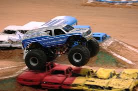 100 Monster Truck Show Miami Air Force Afterburner Thrills Monster Truck Fans At Alamodome US