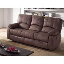 canapé 3 places relax electrique canapé 3 places avec 2 relax électrique microfibre 190 cm pinto