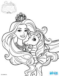 Free Printable Barbie Doll Coloring Pages Dolls Colouring Pet We Selected Offer Nice The Pearl Princess