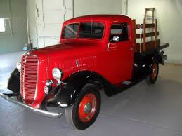 1937 Ford Truck 1/2 Ton Flatbed Frame Off Restoration Flathead V8 ... Model 73 77 1937 Ford Truck Shocks Apple Hydraulics Pickup For Sale Classiccarscom Cc6910 Truck Hand Carved Model In Front Of A Vintage Jukebox Kao Auto Styling Las Vegasnv Us 65273 File1937 Jugtown Ncjpg Wikimedia Commons Deluxe Premier Auction Choice 2 V8 Engines 85 Or 60 Hp Stakeside Ad T The Hamb Five Window Coupe Original Little Old Lady Owned It Hot Rod Network Old Indonesian Vehicles Cool 2017 F100 Ford Rad Rod Hot