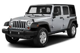 2014 Jeep Wrangler Unlimited New Car Test Drive