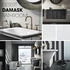 Kohler Reve Sink Uk by Desert Damask Bathroom Kohler