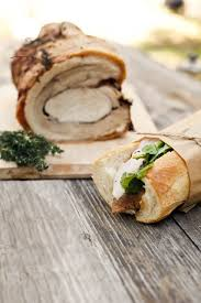 100 Seedling Truck The By Royal Fig Porchetta Sandwich With