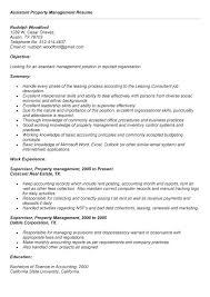 Resume Objective For Project Manager Position Management Property Printable Planner Template Intended