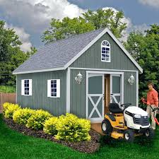 Rubbermaid 7x7 Gable Storage Shed by Storage Buildings Home Depot U2013 Robys Co