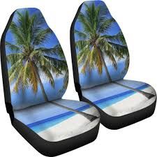 Under The Palm Tree - Car Seat Covers (Set Of 2) | Jeep ...