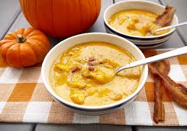 Spicy Pumpkin Butternut Squash Soup by Pumpkin Butternut Squash Soup Peeinn Com