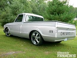 100 1969 Chevy Trucks C10 Pickup Truck Hot Rod Network