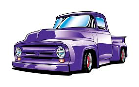 1956 Ford F-100 Trucks | RainGear Wiper Systems