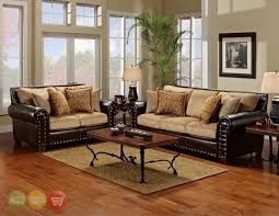 Brown Leather Sofa Decorating Living Room Ideas by Light Brown Leather Couch Decorating Ideas Beige Rattan Storage