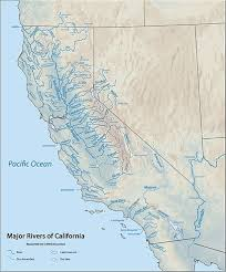 Salton Sea California Map List Of Rivers Wikipedia 410 X 494 With Pixels