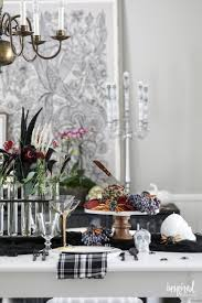 Ideas And Inspiration For Spooky Chic Halloween Table Decorations Decor