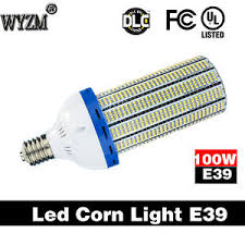 60w 100w 120w cob corn led light bulb mogul e39 base replaced for