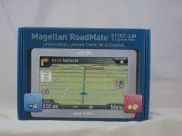 100 Magellan Truck Gps TechwareLabs RoadMate 5175TLM Traveler GPS TechwareLabs