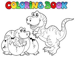 Coloriage De Dinosaure Fi TelematikInstitutorg