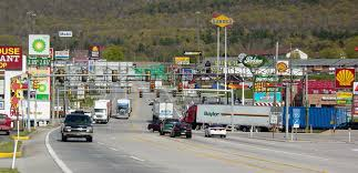 100 Nearby Truck Stop Breezewood Pennsylvania Wikipedia