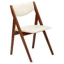 Mid-Century Modern Crème Vinyl Padded Folding Chair (2-Pack) With Wood  Accents Kite Folding Chair Stance Healthcare Wooden Padded Chairs Crazymbaclub Deluxe Vinyl Brown Pin By Merretta Vasquez On Chairs Tailgate 2 Pack Nps 3200 Series Premium Upholstered Double Hinge Beige Custom Logo Directors Canvas Set Replacements Personalized Imprinted Classic Bubba Hiback Quad Selecting The Best Deck Boating Magazine Patterned Deer Name Printed Fabric Removable Wall National Public Seating 52 Gray Metal 31 Pictures Of Home