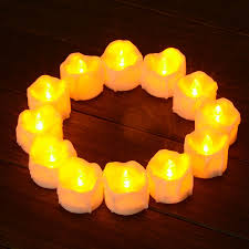 Halloween Battery Operated Taper Candles by Battery Operated Votive Led Tea Lights With Remote Control Factory