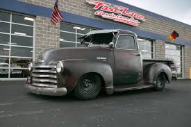 1951 Chevrolet 3100 | Fast Lane Classic Cars 1951 Chevygmc Pickup Truck Brothers Classic Parts Chevrolet Art By Shan Automundo 1 Motores Y Turismo 2016 Best Of Pre72 Trucks Perfection Photo Gallery Tuckers New Chevy Its A 53 Misfits Midwest 3100 5 Window Shortbed Ratrod Original Patina Badss Hot Rod Network Randy Colyn Restorations Lowrider Magazine