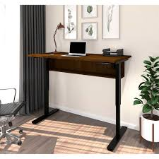 Realspace Magellan Collection L Shaped Desk Dimensions by Height Adjustable Desks Costco