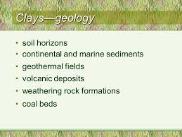 Coal Beds Originate In by Me551 Geo551 Geology Of Industrial Minerals Spring Ppt Download