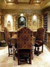 Tuscany Dining Room Set Majestic Looking Wine Wall Art Decorating Y Furniture Good Elegant Table Decor
