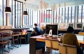 bureaux partager se met au coworking côté maison