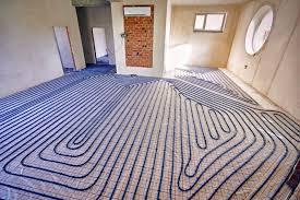 vinylboden auf fußbodenheizung