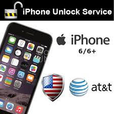 Factory unlock iPhone 6 6 5s 5c 5 4s 4 3Gs 3G USA AT&T Clean FAST